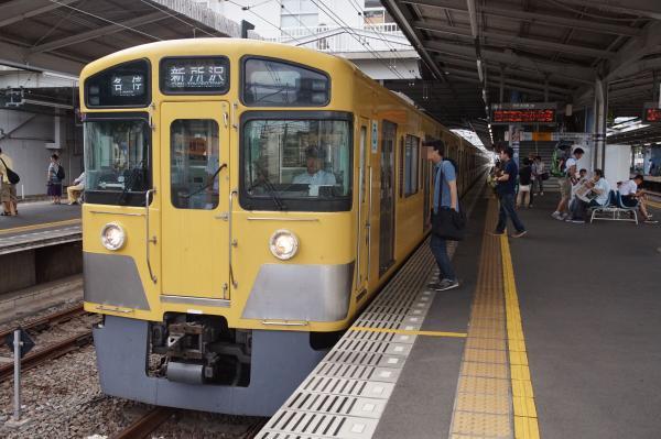 2015-08-22 西武2065F 各停新所沢行き 5807レ