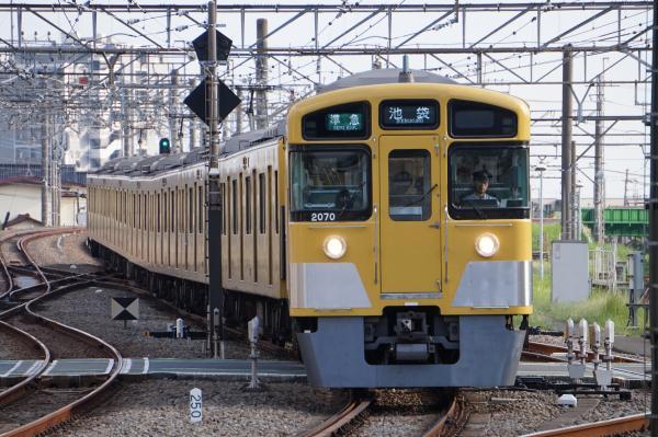 2015-08-22 西武2069F 準急池袋行き 4352レ