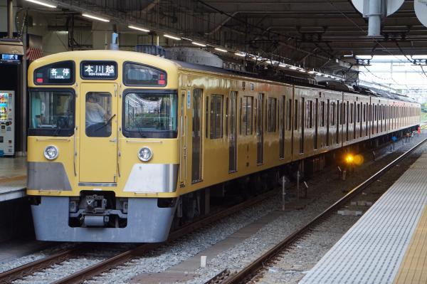 2015-08-22 西武2083F 各停本川越行き 5641レ