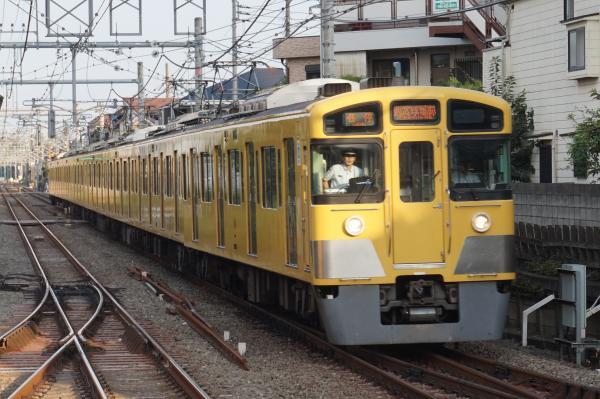 2015-08-22 西武2097F 各停西武球場前行き1 5313レ
