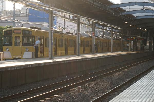 2015-08-22 西武2097F 各停西武球場前行き2 5313レ