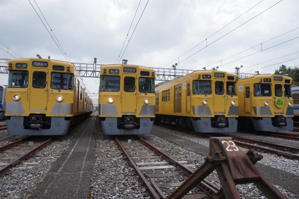 2015-08-22 西武2403F 2407F 2419F 2411F 1