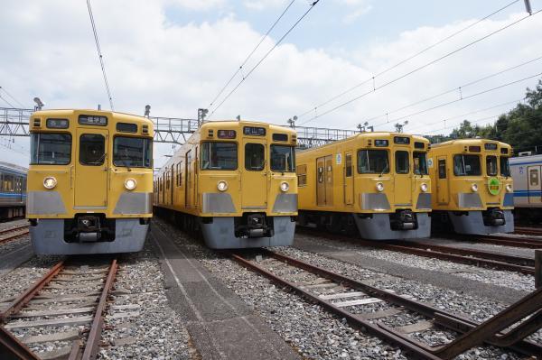2015-08-22 西武2403F 2407F 2419F 2411F 5