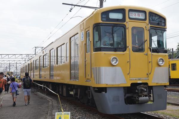2015-08-22 西武2457F 団体専用1