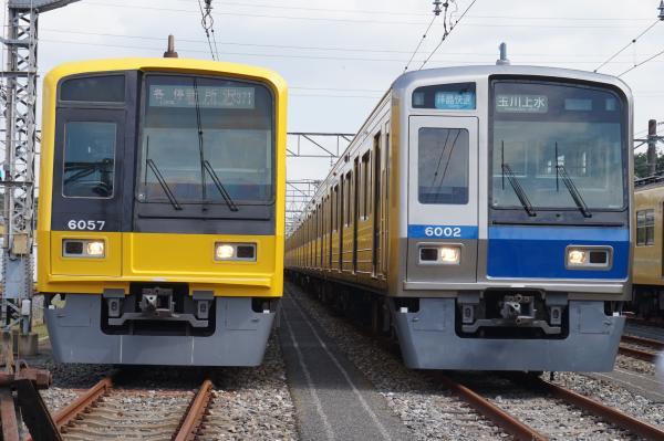 2015-08-22 西武6157F 6102F 3