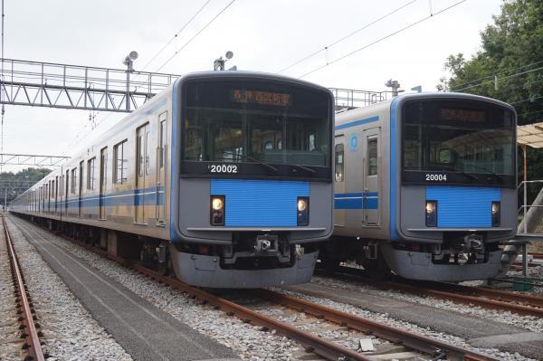 2015-08-22 西武20102F 20104F 1