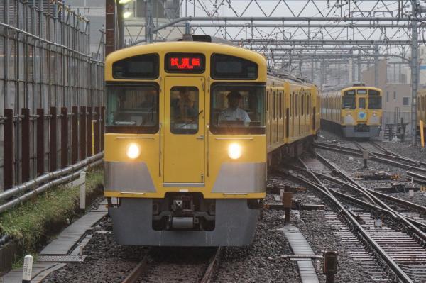 2015-08-26 西武2097F 試運転1
