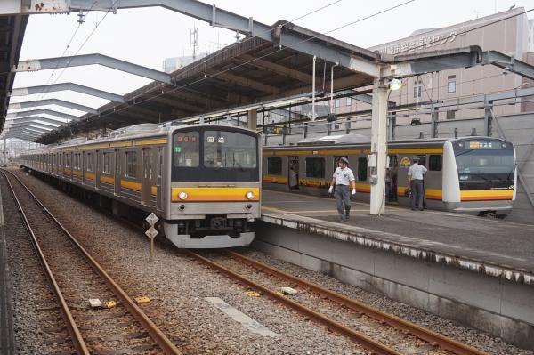 2015-08-26 南武線 ナハ13 ナハN24