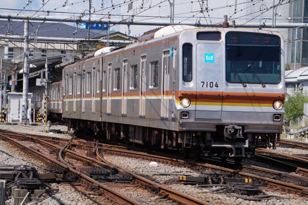 2015-09-19 メトロ7104F 回送