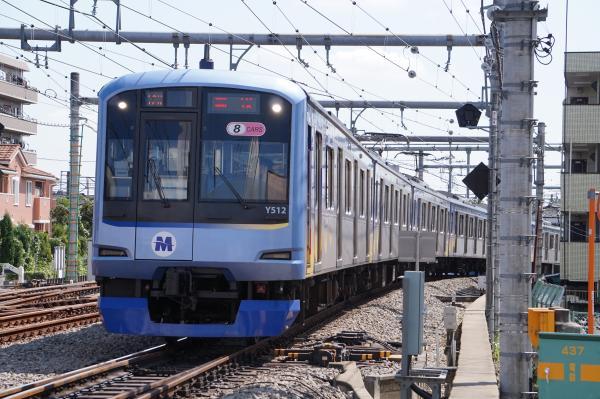 2015-09-19 横高Y512F 快急飯能行き1 1705レ