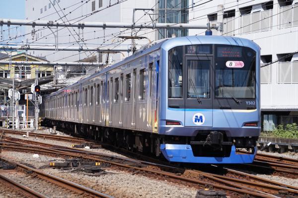 2015-09-19 横高Y512F 快急飯能行き2 1705レ