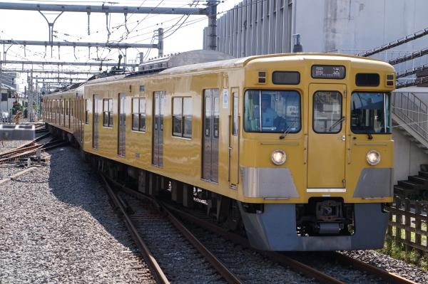 2015-09-19 西武2033F 回送1