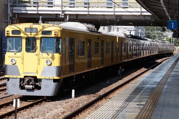 2015-09-19 西武2033F 回送2