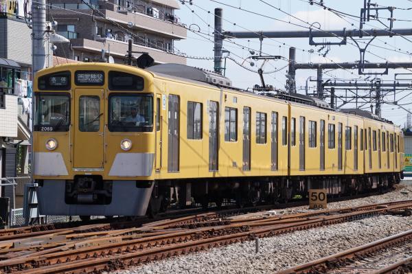 2015-09-19 西武2069F 臨時回送