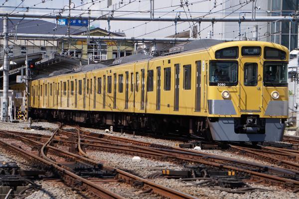 2015-09-19 西武2079F 臨時高麗行き2