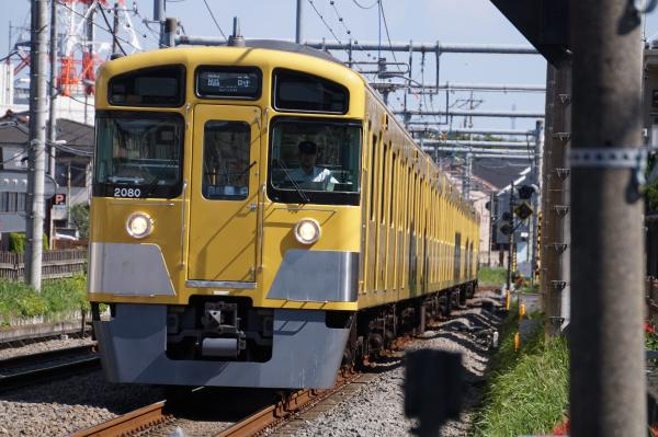2015-09-19 西武2079F 臨時高麗行き5