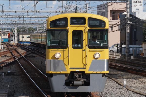 2015-09-19 西武2085F 各停池袋行き 5112レ