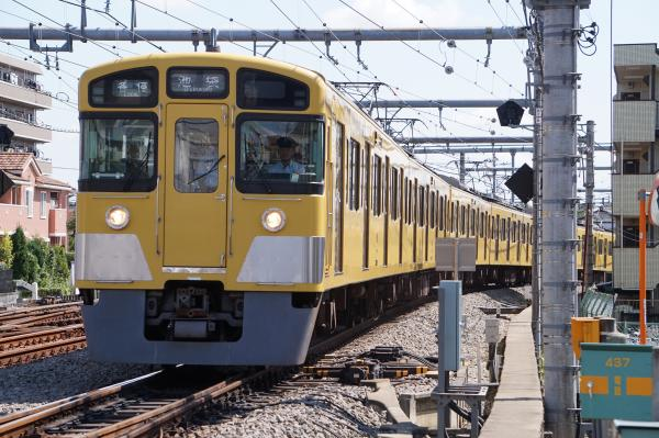 2015-09-19 西武2089F 各停飯能行き 5109レ