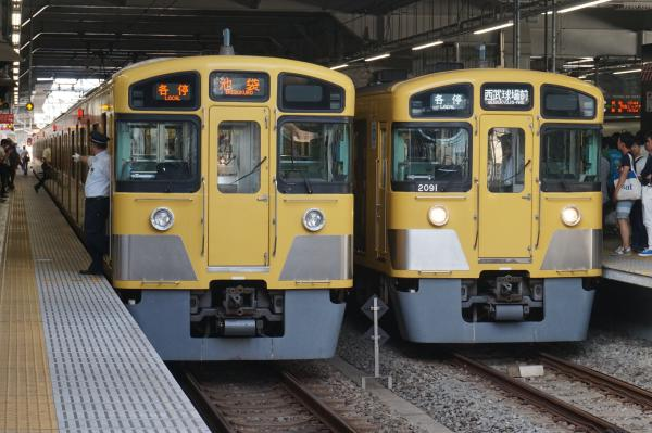 2015-09-19 西武2091F 2097F