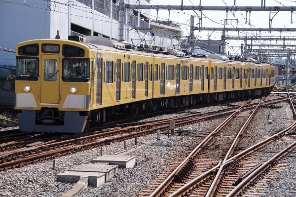 2015-09-19 西武2097F 回送