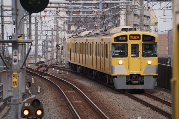 2015-09-19 西武2097F 各停豊島園行き1 5491レ