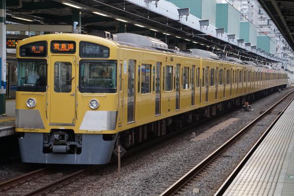 2015-09-19 西武2097F 各停豊島園行き2 5491レ