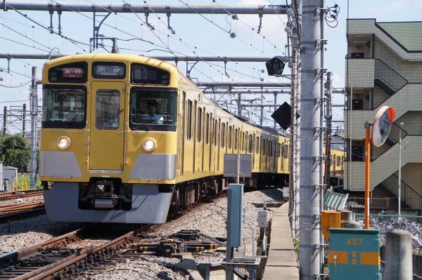 2015-09-19 西武2533F+2531F 急行飯能行き 2123レ