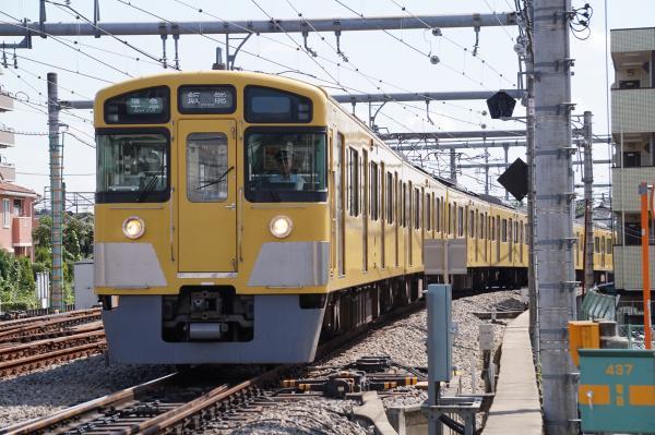 2015-09-19 西武2533F+2531F 準急飯能行き 4119レ