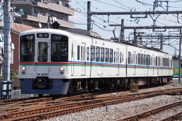 2015-09-19 西武4001F+4023F 各停飯能行き 5024レ