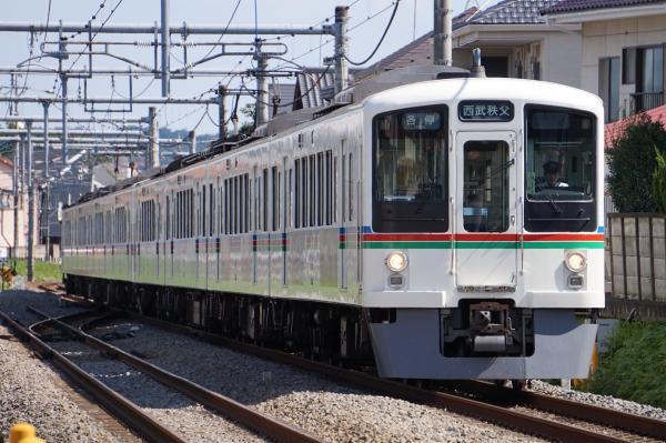 2015-09-19 西武4021F+4005F 各停西武秩父行き 5029レ