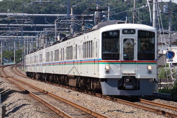 2015-09-19 西武4021F+4005F 各停飯能行き 5030レ
