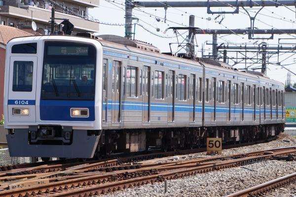 2015‐09‐19 西武6104F 回送2