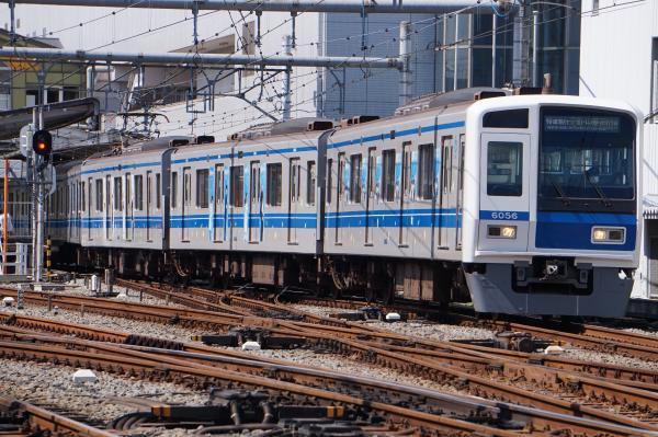 2015-09-19 西武6156F 快速急行元町・中華街行き 1714レ