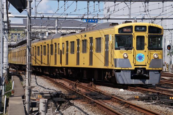 2015-09-19 西武9101F 急行池袋行き 2128レ