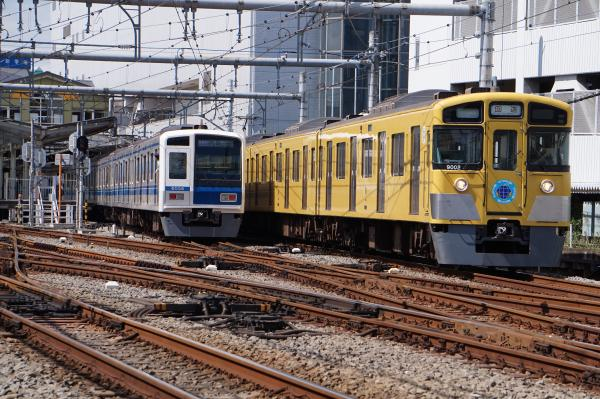2015-09-19 西武9102F 回送1