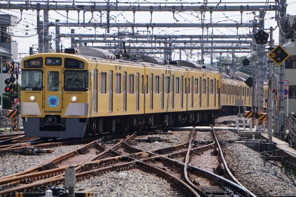 2015-09-19 西武9102F 急行飯能行き 2109レ