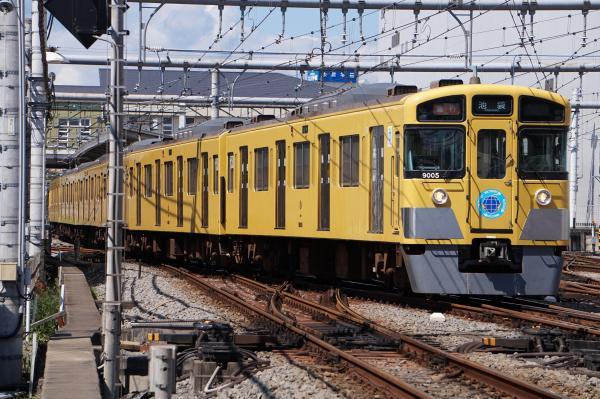 2015-09-19 西武9105F 急行池袋行き 2130レ