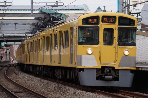 2015-09-21 西武2097F 各停所沢行き 5311レ