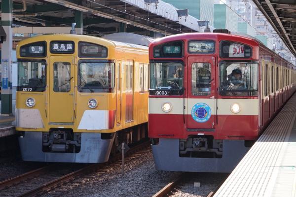 2015-09-22 西武2069F 9103F