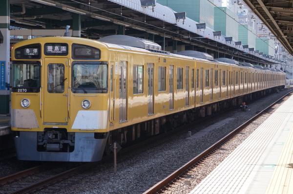 2015-09-22 西武2069F 各停豊島園行き2 5467レ