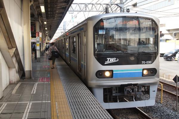 2015-09-23 りんかい線70‐000形Z3編成 新木場行き