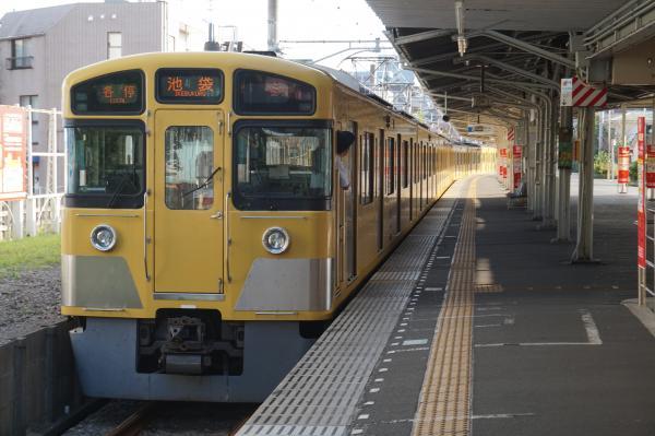 2015-10-03 西武2097F 各停池袋行き2 5482レ