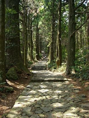 紀伊山地の霊場と参詣道