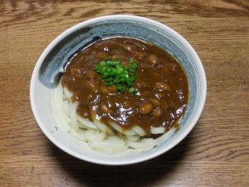 おかみちゃんの豆カレー