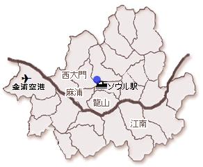 韓国 不動産 ソウル駅