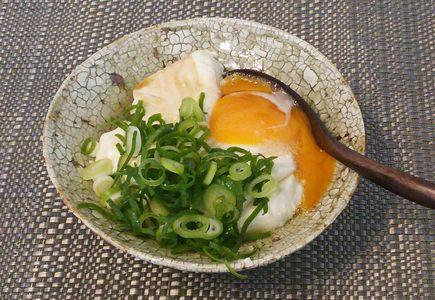20151003月見豆腐