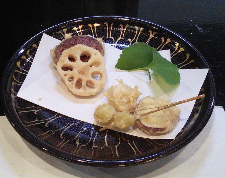 IMG_20151010_123554天雅季節野菜の天ぷら