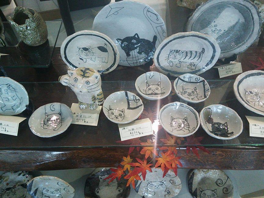 20151012たじみ茶碗祭り絵付け