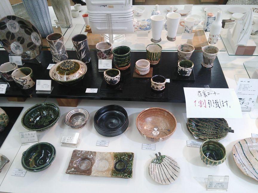 20151012たじみ茶碗祭り作家