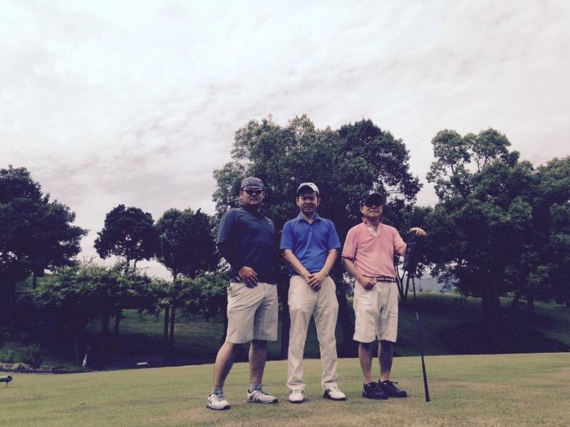 誕生日ゴルフ